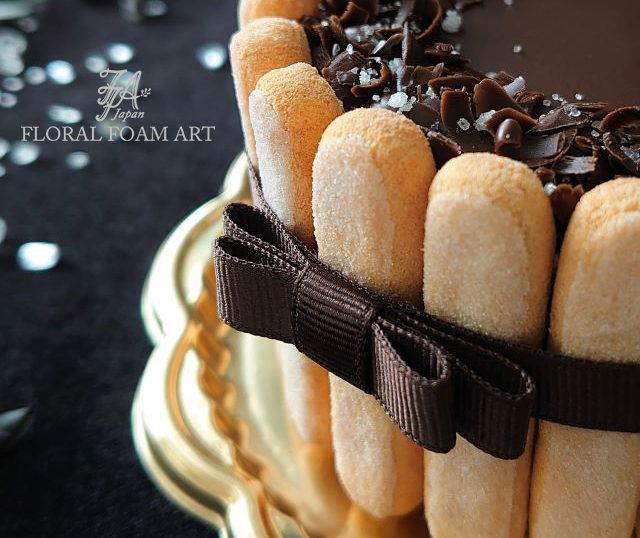 Charlotte aux chocolat _da-yama